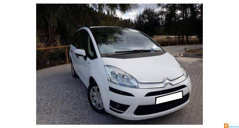 citroën c4 grand picasso 1.6 hdi séduction