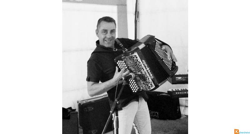 Accordéoniste Orchestre Musette