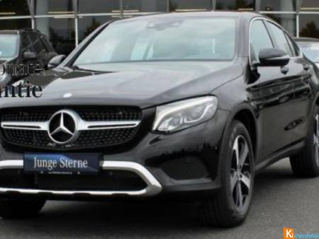 Mercedes GLC Coupe 220 D4matic Tronic