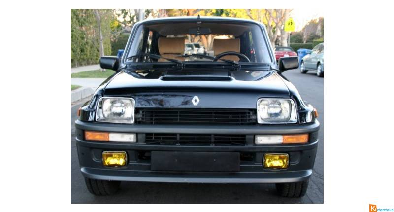 Renault R5 Turbo
