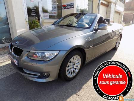 Bmw Serie 3 Cabriolet 320  D