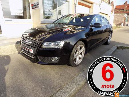 Audi A5 2.0 Tfsi 211 Ambition Luxe Quattro