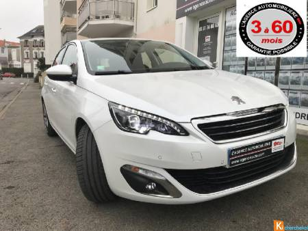 Peugeot 308 2.0 Bluehdi 150ch Allure Sets Eat6 5p