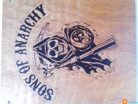 pyrogravure sons of anarchy