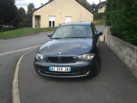 BELLE BMW SERIE 1 LUXE
