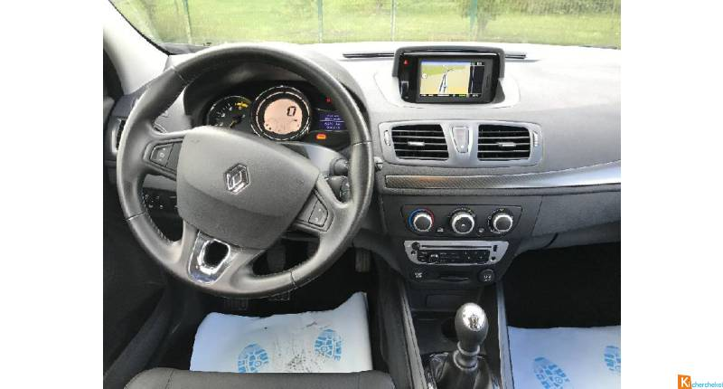 Renault MEGANE 1.5 Dci 110ch Energy Business Eco²