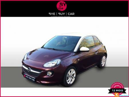 Opel ADAM Opel 1.4 Twinport 85 Unlimited Rocks Start-stop