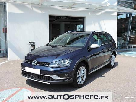 Volkswagen Golf sw 2.0 TDI 150ch FAP BlueMotion T
