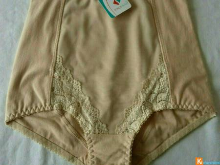 Culotte beige post-natale taille XS neuf (835)