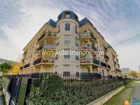 100% ENTRE PARTICULIERS, Appartement standing 60m2