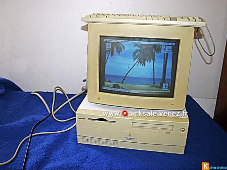 Apple Power Macintosh 4400/200.