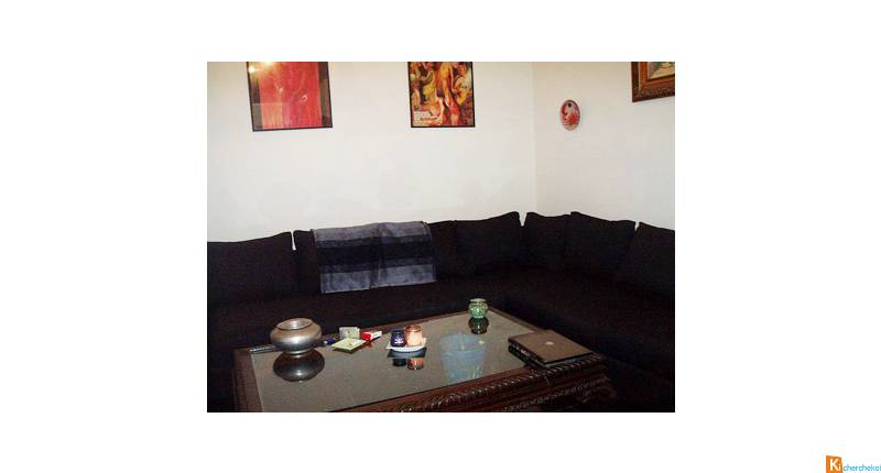 Vente d'aun appartement à Marrakech
