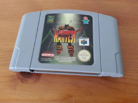 Jeu Nintendo 64 Body Harvest