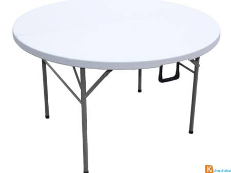 TABLE EN POLYETHYLENE
