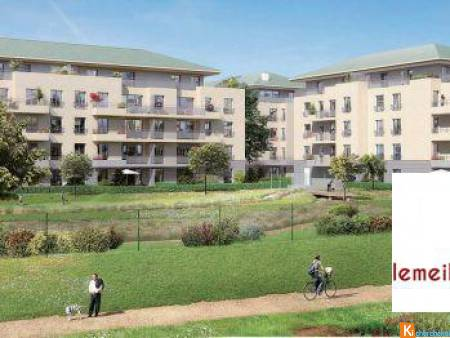Appartements T3 à partir de 203 000€ - Hardricourt