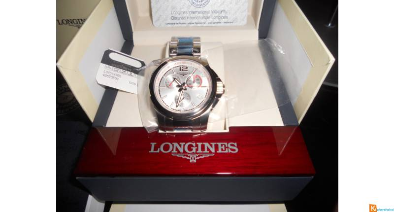 MONTRE LONGINES CONQUEST JUMPING