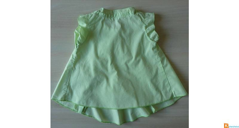Robe Chemise ample 1 ans Little Girl (occas59)