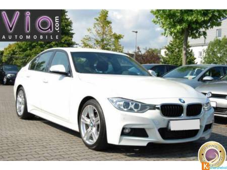 Bmw SERIE 3 318d F30 M Sport Gps/camera/toit Ouvrant
