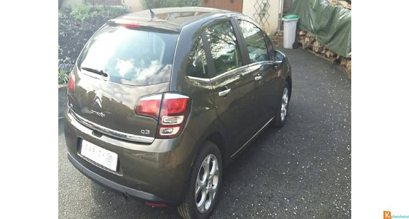 Citroen C3 1.6 E-hdi 90 Airdream Exclusive Bmp Bva