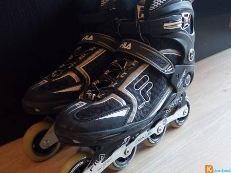 Rollers FILA taille 46 + protections offertes