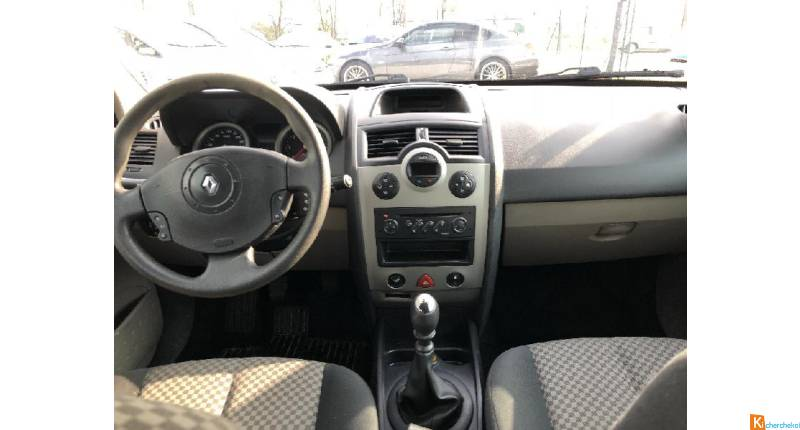 Renault MEGANE 1.9 Dci 120ch Luxe Privilège (2004a)