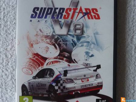 Jeux Superstars V8 Racing Pc jeunesse