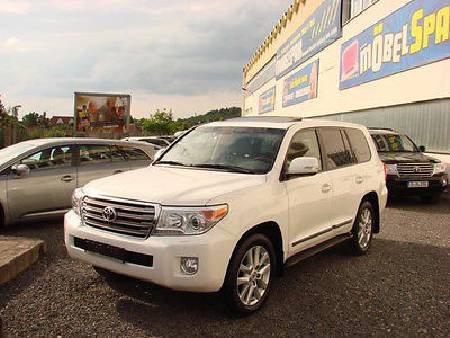 Toyota Land Cruiser V8 D-4D Automatik Executive 4