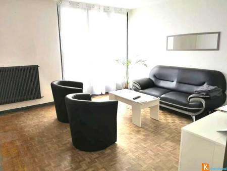 Lumineux appartement