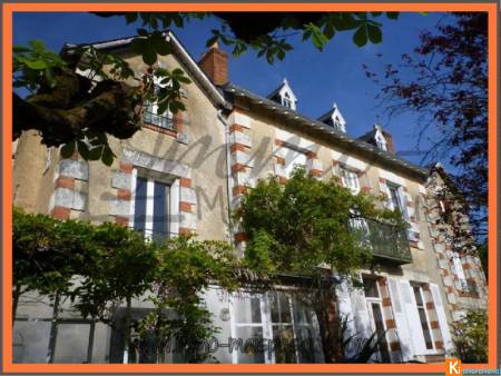 Belle maison bourgeoise 7 chambres