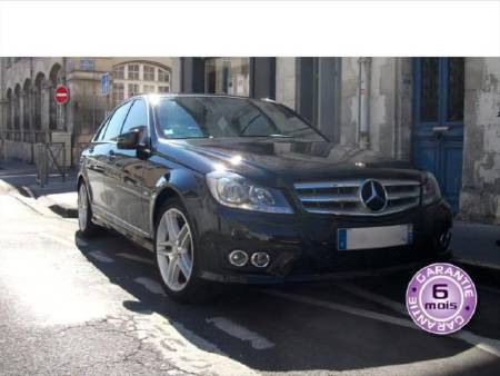 Mercedes-benz Classe c 220 CDI BlueEfficiency Avantgarde A