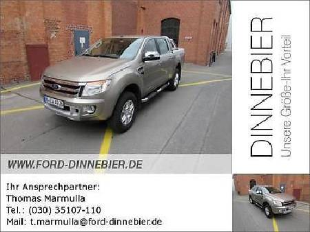 Ford Ranger DK Limited 4x4 110kW