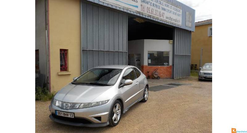 HONDA CIVIC TYPE S Civic 2.2 I-ctdi Type S