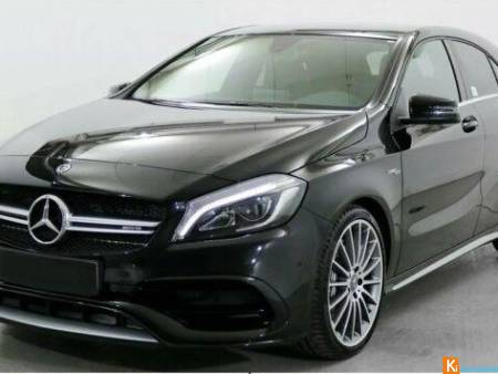 Mercedes-Benz A 45 AMG 4M Panorama GPS LED