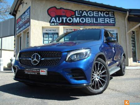 Mercedes GLC Coupe 250d Fascination 4matic 9g-tronic