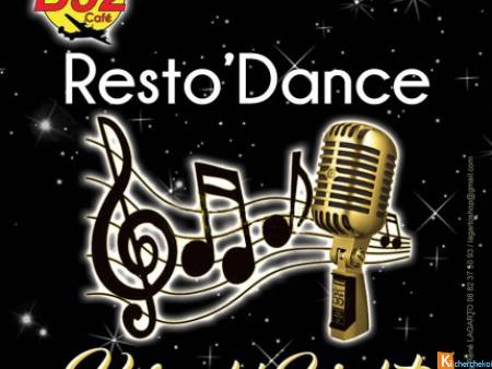 Le Resto'Dance B52 CAFE présente KARAOKE NIGHT