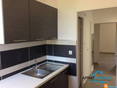 Appartement T3 56 m² - Marseille