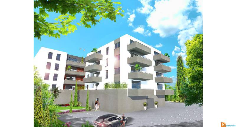 THIONVILLE - RESIDENCE INFINITY