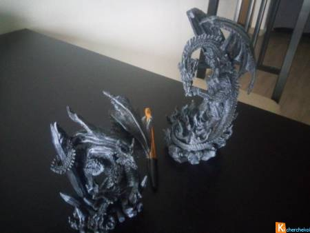 Dragons miniatures  _  ptpn76
