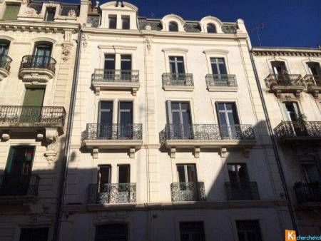 34500 BEZIERS-APPARTEMENT T4-MISTRAL