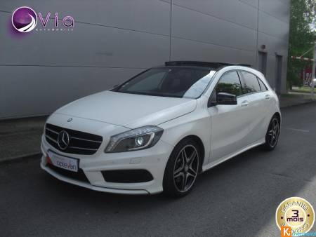 Mercedes CLASSE A 250 Fascination Amg 7g-dct