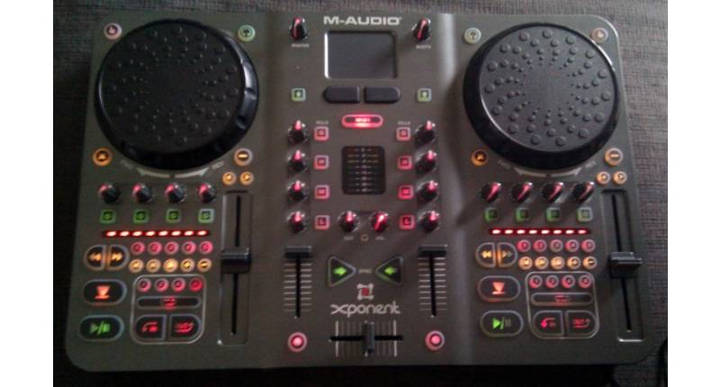 Table de mixage M-Audio Torq Xponent