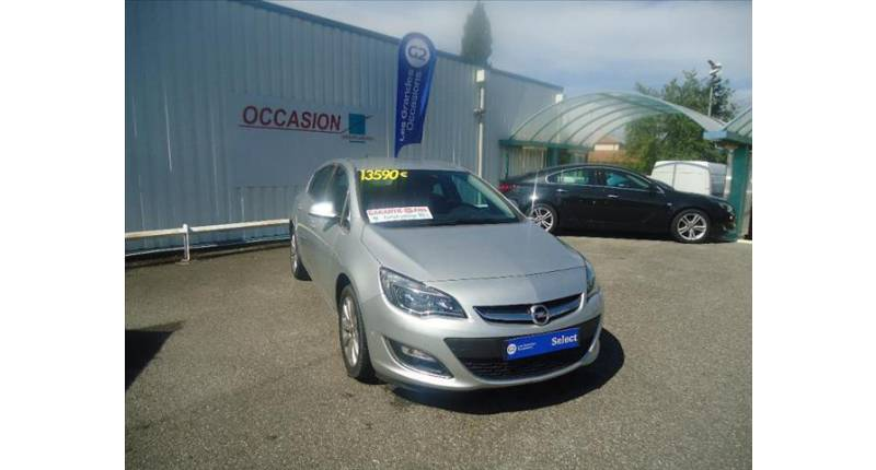 Opel Astra berline 1.4 Turbo 140 Cosmo S&S