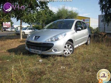 Peugeot 206 1.4 Hdi 70ch Blue Lion Trendy