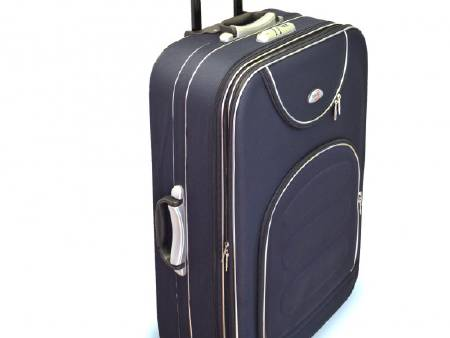 Valise Trolley Taille L - 67 x 44cms