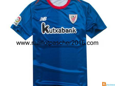 maillot Atletico Bilbao exterieur 2018-2019