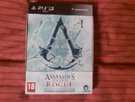 Assassin's Creed Rogue Edition Collector PS3