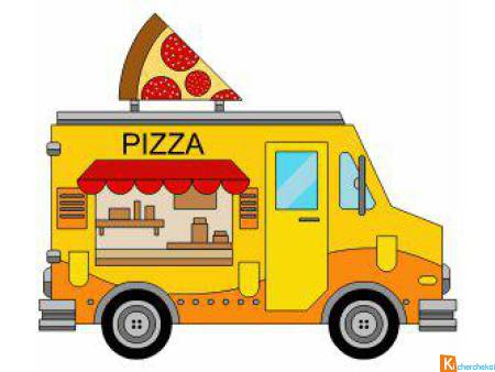 CAMION PIZZA BRIEC (29) et son Fonds de commerce