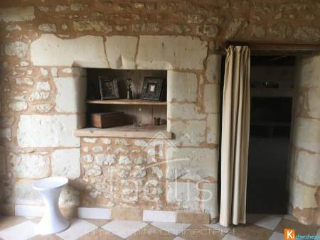 Maison 5 chambres bourg d'Ouzilly