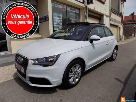 Audi A1 A1 1.4 Tfsi 122 Ambition Luxe S Tronic
