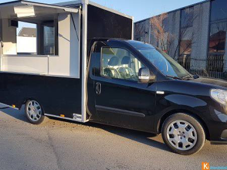 Foodtruck, véhicule magasin
